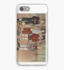 Early Morning Training iPhone Case/Skin