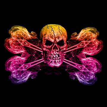 Jolly Roger Rainbow by silversnapper1