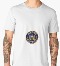 New York State Police Men's Premium T-Shirt