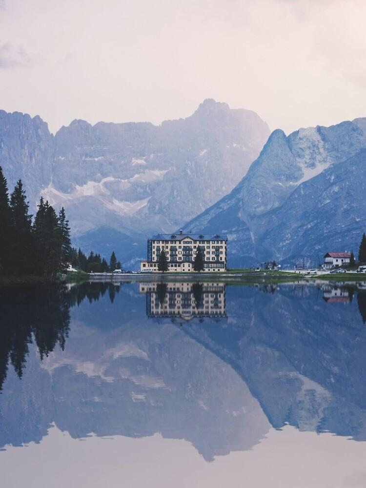 Grand Mountain Hotel - Dolomitensammlung von k-weng