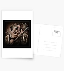Heroes Collection 23 Postcards