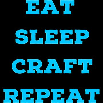 Funny Crafting T Shirts. Great Gifts Ideas for Crafters. by Bronby