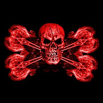 Jolly Roger Red by silversnapper1