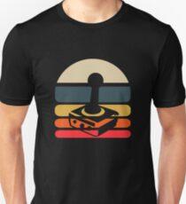 Camiseta unisex palanca de mando