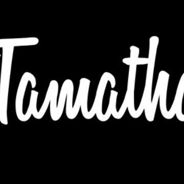 Hey Tamatha buy this now by namesonclothes