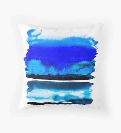 BAANTAL / Lines #3 Throw Pillow
