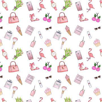 pink things  by reyniramirezfi