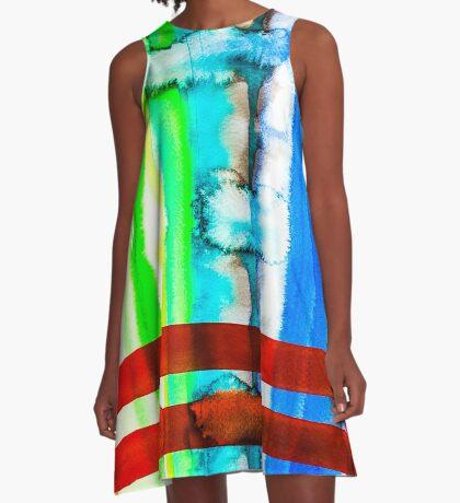 BAANTAL / Lines #4 A-Line Dress
