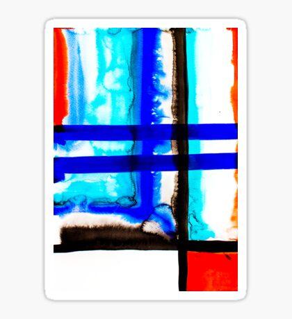 BAANTAL / Lines #5 Glossy Sticker