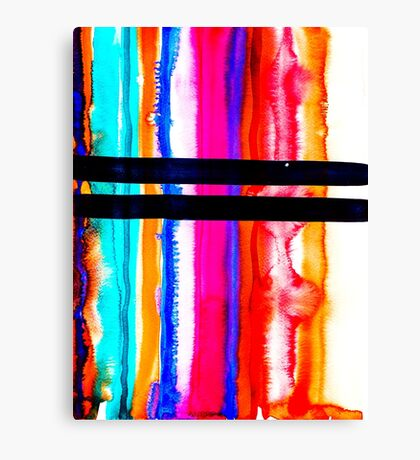BAANTAL / Lines #6 Canvas Print