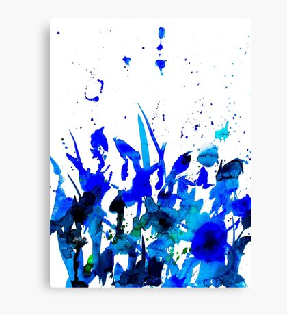 BAANTAL / Pollinate / Field #1 Canvas Print
