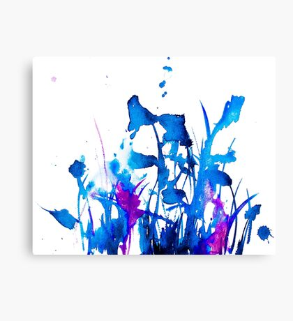 BAANTAL / Field #2 Canvas Print