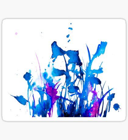 BAANTAL / Field #2 Glossy Sticker