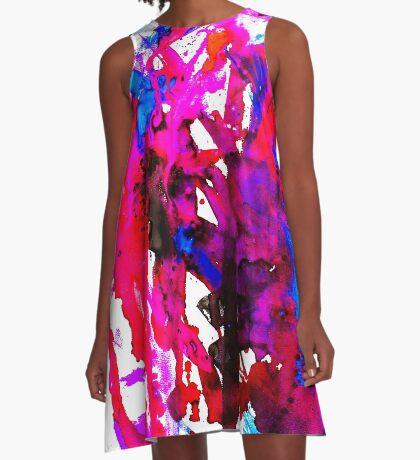 BAANTAL / Patch #2 A-Line Dress
