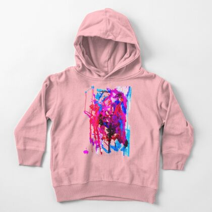 BAANTAL / Patch #2 Toddler Pullover Hoodie