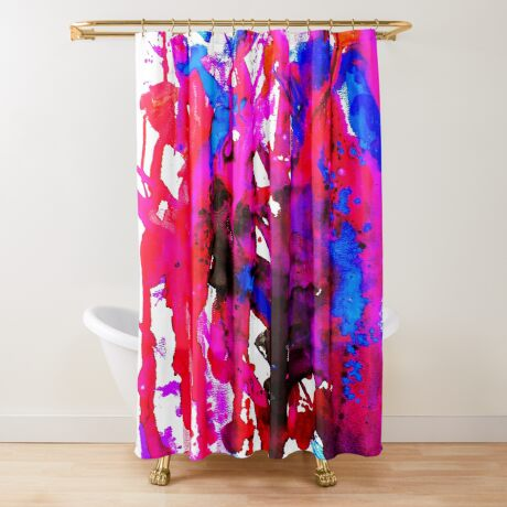 BAANTAL / Patch #2 Shower Curtain