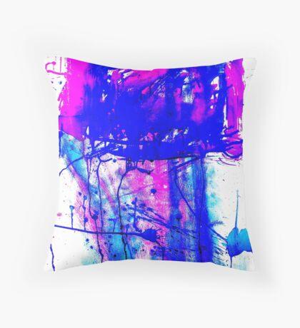 BAANTAL / Patch #3 Throw Pillow