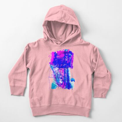 BAANTAL / Patch #3 Toddler Pullover Hoodie