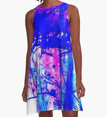 BAANTAL / Patch #3 A-Line Dress