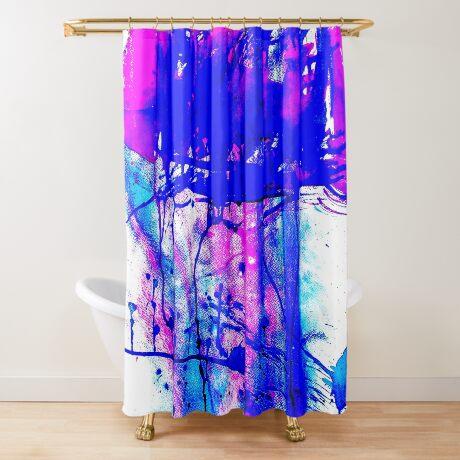 BAANTAL / Patch #3 Shower Curtain