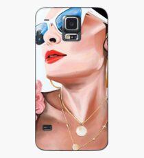 Chefin Hülle & Skin für Samsung Galaxy