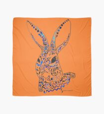 Rabbit © feathers & eggshells - wild new things are born Scarf