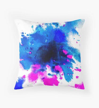 BAANTAL / Patch #6 Throw Pillow