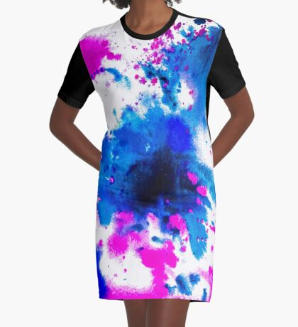 BAANTAL / Patch #6 Graphic T-Shirt Dress