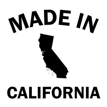 Made in California by DJBALOGH