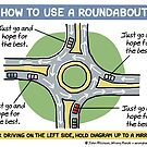 how to use a roundabout by WrongHands