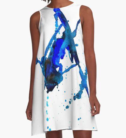 BAANTAL / Patch #10 A-Line Dress