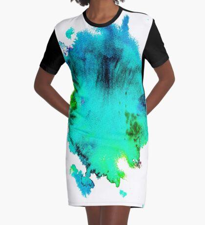 BAANTAL / Patch #11 Graphic T-Shirt Dress