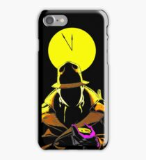 Who Watches the Watchm... iPhone Case/Skin