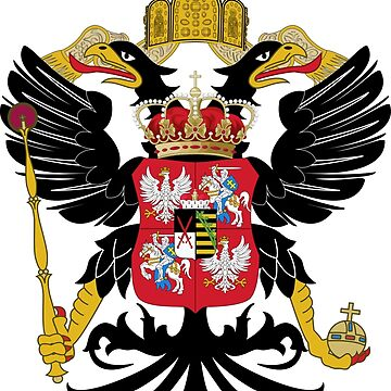 Coat of Arms of Augustus III of Poland by IKET