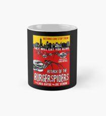 Attack of the burgerspiders Mug