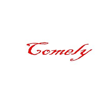 Comely by Ahmed-Aiman