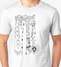 Curtain T-Shirt