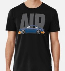 Air-Blue Men's Premium T-Shirt