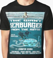 The giant seaburger from the abyss Graphic T-Shirt