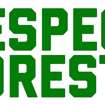 respect forests by katrinawaffles
