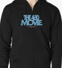 430 Movie - SF Zipped Hoodie