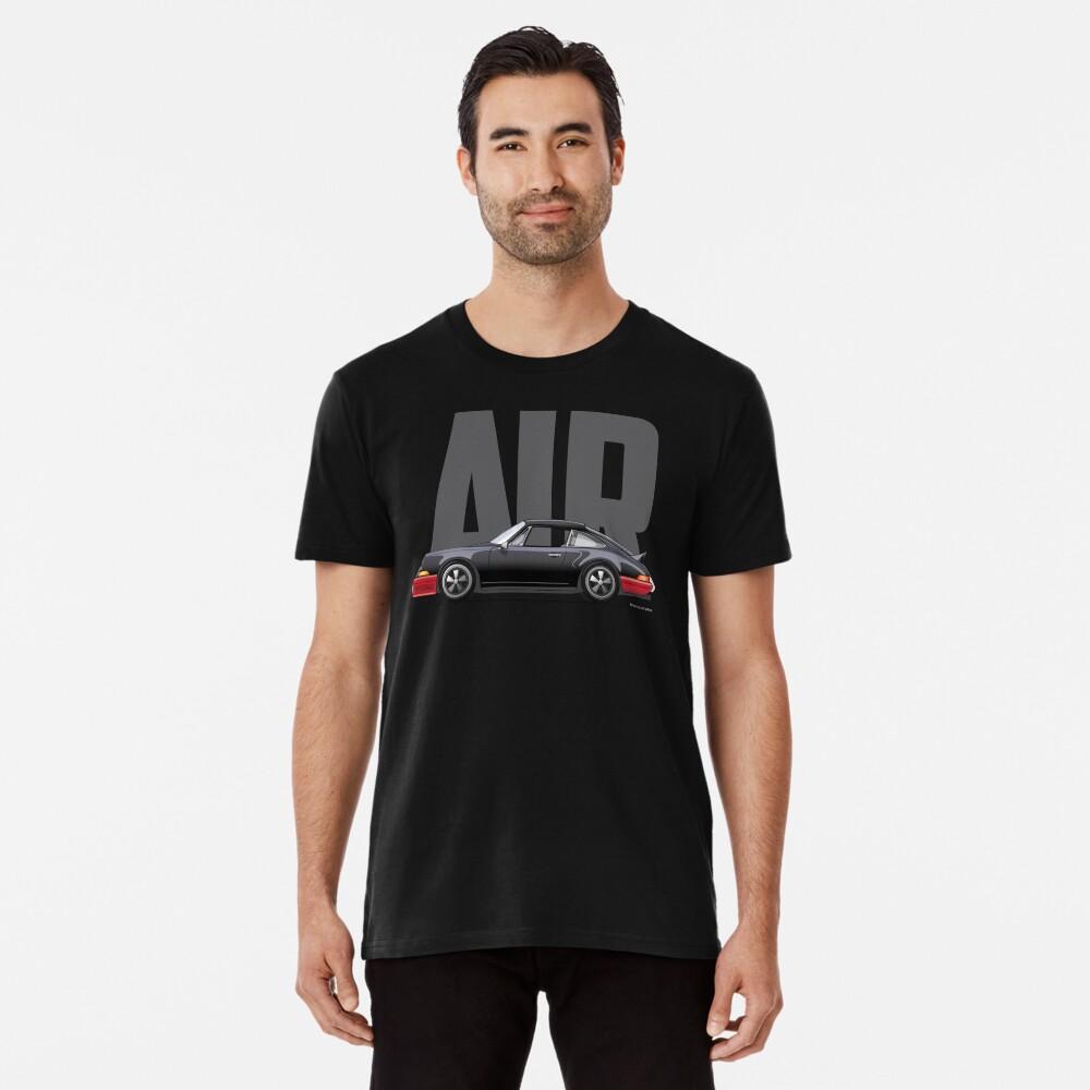 Air-Black Premium T-Shirt