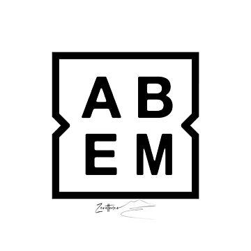 DAZN logo parody - ABEM by Zero81