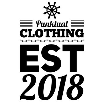Punktual Clothing Designer EST 2018 by DigiArtyst