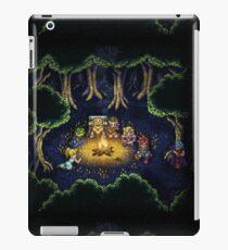 Chrono Camping Pixels iPad Case/Skin