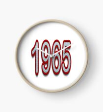 Geburtsjahr 1965 Uhr