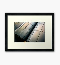 Heathrow Towers Framed Print