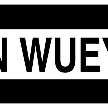 Juan Wuey - Funny Mexican design by estudio3e