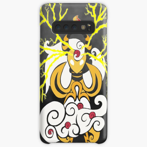 Tribalish Mega Ampharos - Eye of the Storm Samsung Galaxy Snap Case