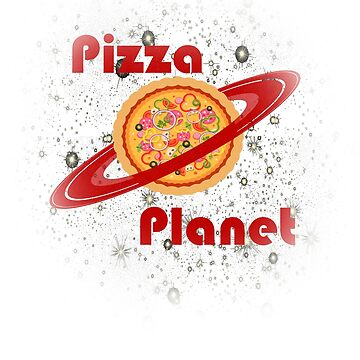 Pizza Planet  by djon31